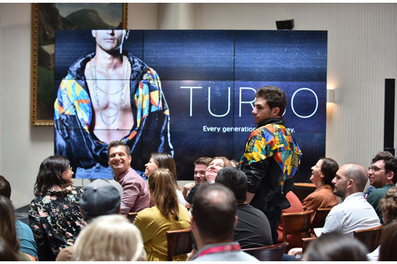 TURBO CineLink Pitch, SFF 2018