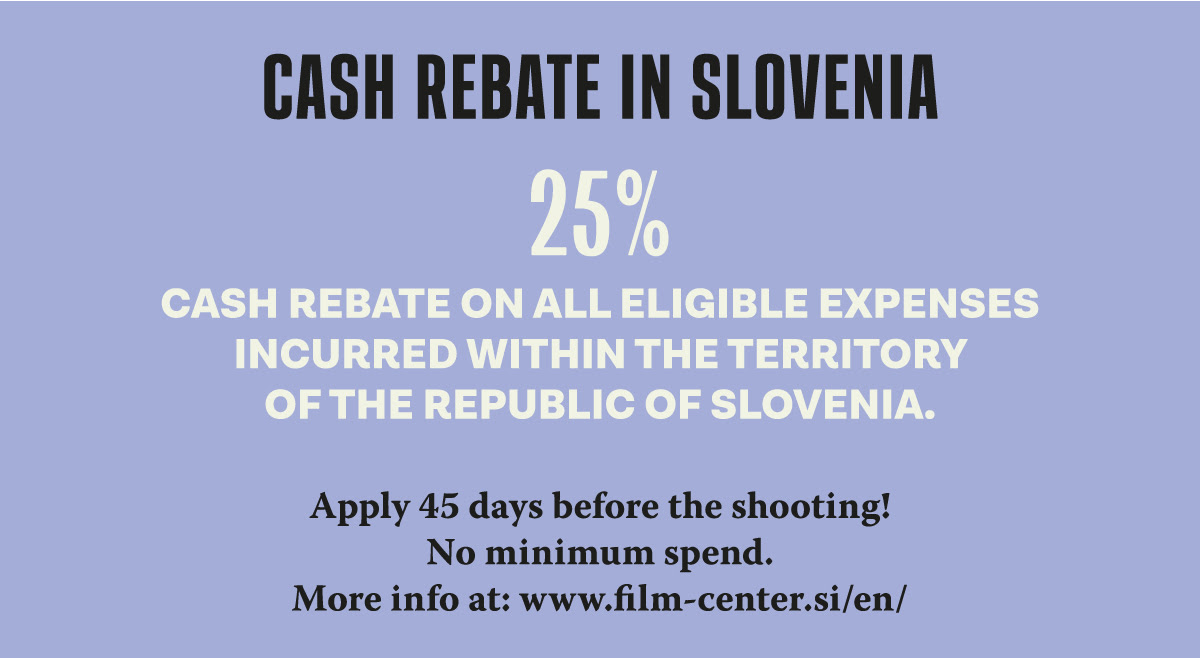 cash rebate in slovenia visual for cannes promo 2018