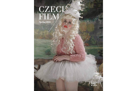 czech film magazine spring 2018