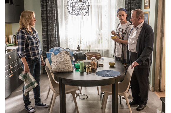 House Full of Changes by Kristoffer Rus - ikea miniseries