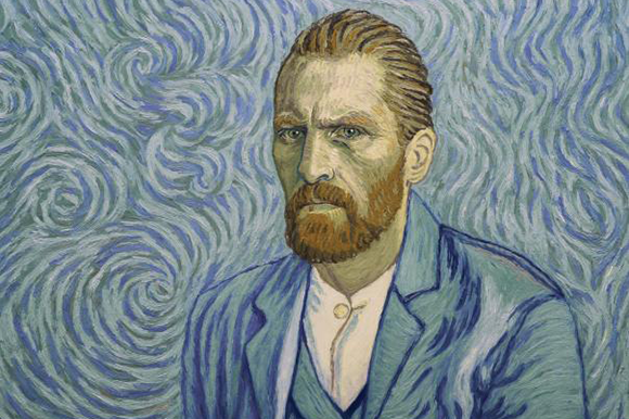 Loving Vincent by Dorota Kobiela and Hugh Welchman
