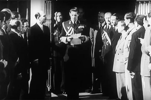 The King Who Tricked Hitler by Trevor Poots