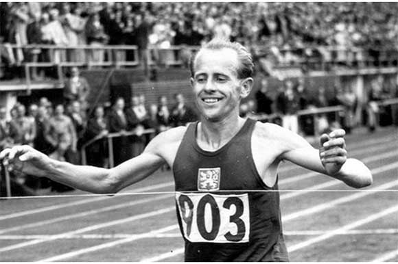 Zatopek by David Ondricek, photo: Lucky Man Films