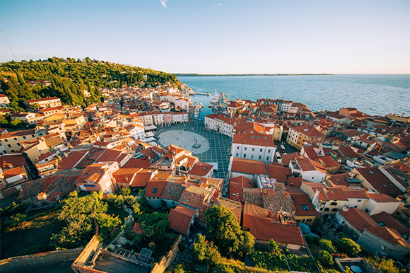 Piran - Arhiv STO, photo: Jacob Riglin, Beautiful Destinations