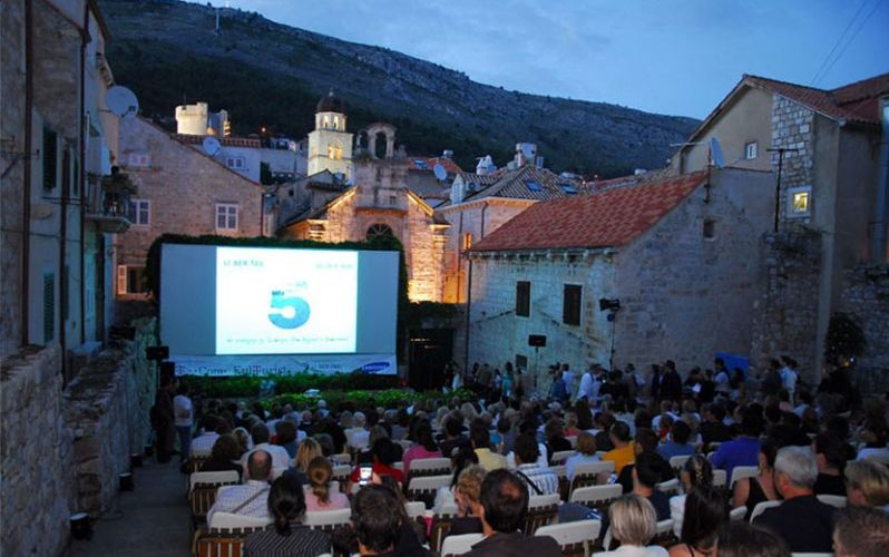 Open Air Cinema Jadran