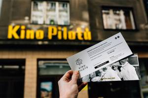 FNE Europa Cinemas: Cinema of the Month: Kino Pilotu, Prague