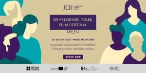 Apply for Developing Your Film Festival at 19. New Horizons IFF