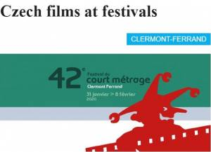 Czech films at Clermont-Ferrand 2020