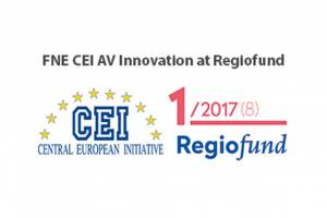 FNE CEI AV Innovation Days at Regiofund