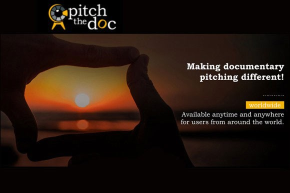 Pitch the Doc, New Internet Platform for Documentary Professionals