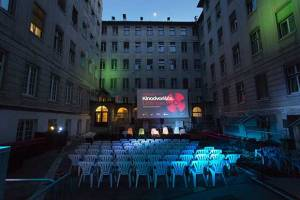 Slovenians Flock to Outdoor Cinemas