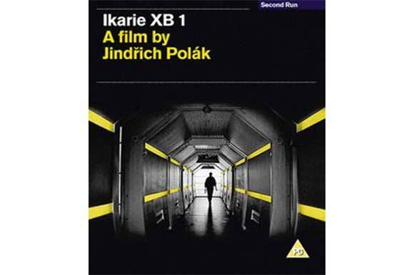 New Release of Classic Ikarie XB 1 by Second Run DVD