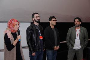 Malatya International Film Festival 2017: PANEL: IRANIAN FILM BLOCKAGE (Sade Ma'bar) TEAM ANSWERS THE QUESTIONS
