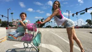 The Florida Project, a drama feature by Sean Baker