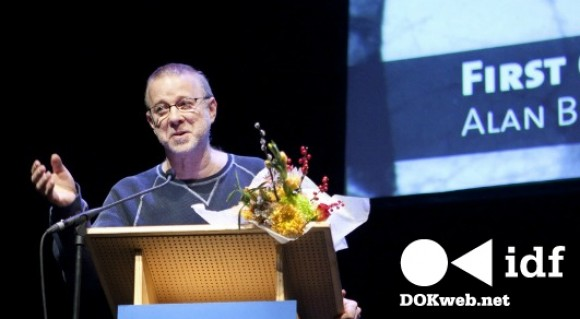 "PRO IDFA Award for Best Feature-Length Documentary, Alan Berliner for ""First Cousin Once Removed"""