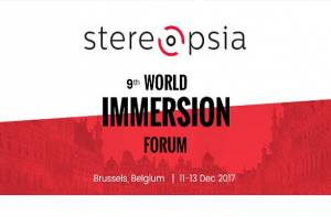 IMMERSIVE JOURNALISM PRESENT AT STEREOPSIA