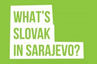 What ́s SLOVAK in Sarajevo / CineLink Industry Days 2016 / eml August 17, 2016