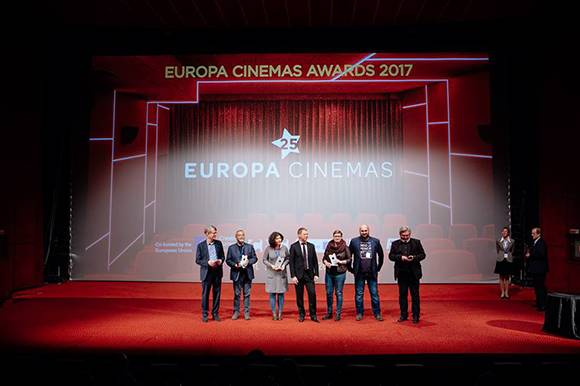 Romania's Cinema Elvire Popesco Wins Europa Cinemas Best Programming Award 2017