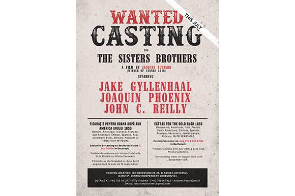 Joaquin Phoenix, John C. Reilly and Jake Gyllenhaal to Shoot for Jacques Audiard's The Sisters Brothers in Romania
