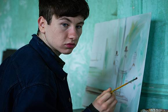 Barry Keoghan in Light Thereafter by Konstantin Bojanov