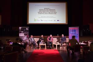 FNE CEI AV Innovation Days at International Co-Production Forum Regiofund