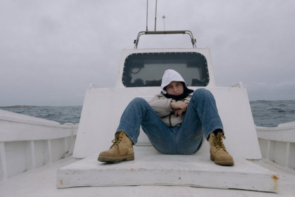 Fire at Sea directed byGianfranco Rosi