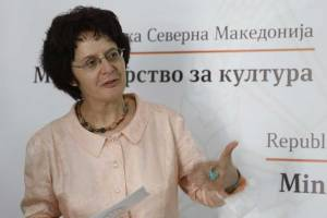 Irena Stefoska Appointed New Macedonian Minister of Culture