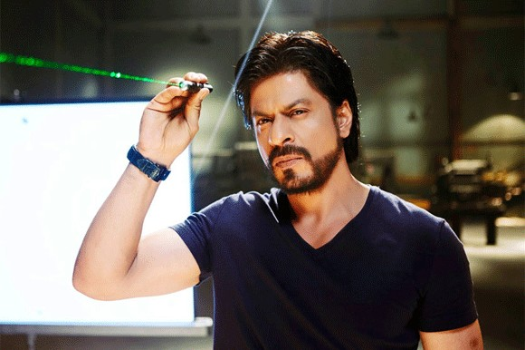 Shah Rukh Khan in Happy New Year from 2014