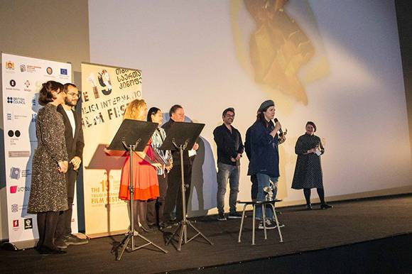 FESTIVALS: Crystal Swan Wins 19th Tbilisi Film Festival