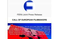 Call of European Filmmakers - Cannes Film Festival 2017