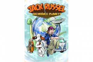 Jack Russel - The Planet Rescuer by Ondrej Pecha