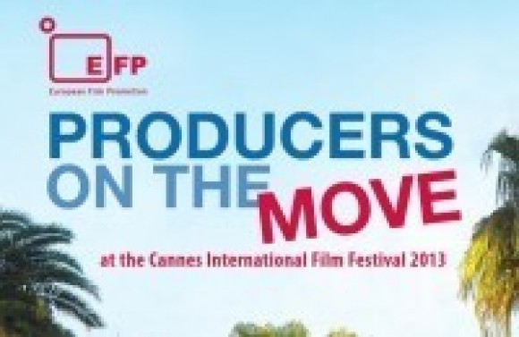 EFP Producers on the Move Mikael Rieks of Denmark and Gilles Chanial of Luxembourg