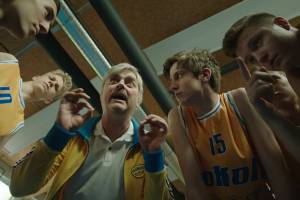 Let Him Be a Basketball Player by Boris Petkovič