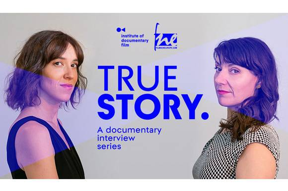 FNE IDF Podcast: True Story: Caught in the Net: Documentary Producer Pavla Klimešová