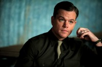 Matt Damon in The Monuments Men by George Clooney (2014)
