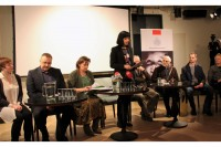 Press Conference of the National Film Centre of Latvia