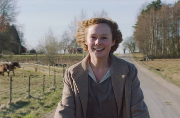 "European Shooting Star Alba August stars in ""Becoming Astrid"", a Berlinale Special Gala"