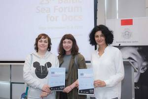 Baltic Sea Docs Announces Awards