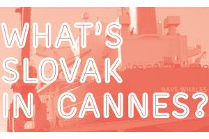 FNE at Cannes 2017: Slovak Cinema in Cannes