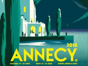 Vast Czech representation at 42nd Annecy International Animated Film Festival