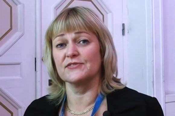 FNE TV: Edith Sepp  Director Estonian Film Institute and Chair of the Film New Europe Association