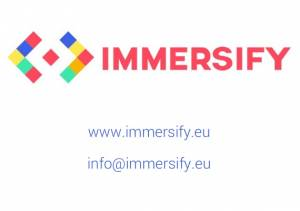 European R&D project to develop the next generation of immersive media and tools