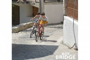 Boy on the Bridge by Petros Charalambous