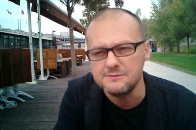 Jakub Duszynski Co-President of Europa Distribution and Artistic Director of Gutek Film