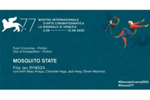 Polish Director Filip Jan Rymsza's Film Mosquito State Screening in Venic