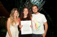 MIDPOINT Best Feature Film Project Team of Barbora Bereznakova, Terezie Simanova and Peter Badac