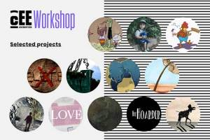 12 Animated Projects and 6 Film Professionals Selected for CEE Animation Workshop