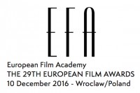 NOMINATIONS FOR THE EUROPEAN FILM AWARDS 2016