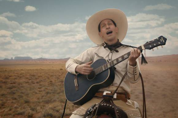 The Ballad of Buster Scruggs, dir. Ethan & Joel Coen