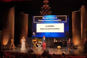 The Whistlers Wins Romanian Filmmakers Union Trophy